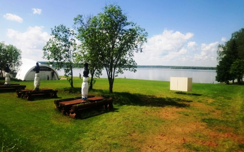Участок рядом с Можайским водохранилищем, 7 соток, д. Красновидово.