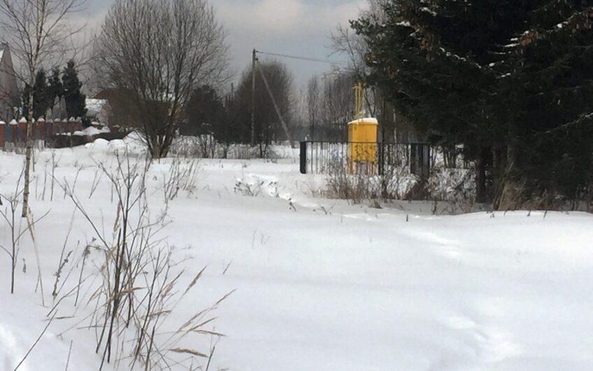 Дом 90 кв.м. в городе Можайск, 12 соток, газ по границе, ул. Уварова.