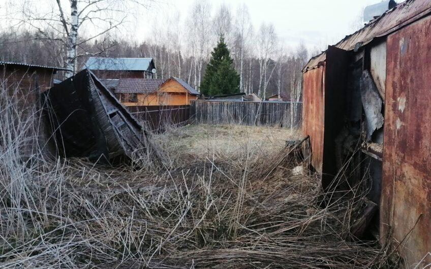 Дача в глухом лесу 50 кв.м с летней кухней 12 кв.м, на участке 12 соток.