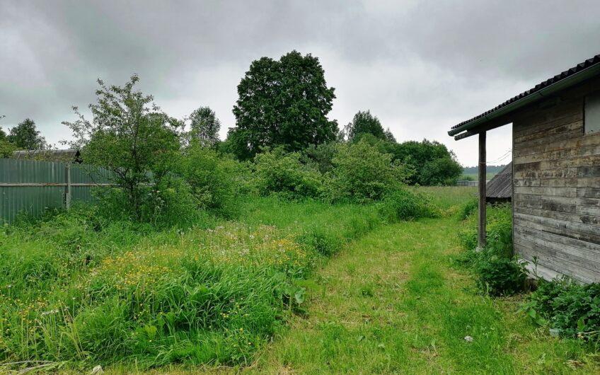 Дом с газом в деревне, 12 соток, скважина, асфальт.