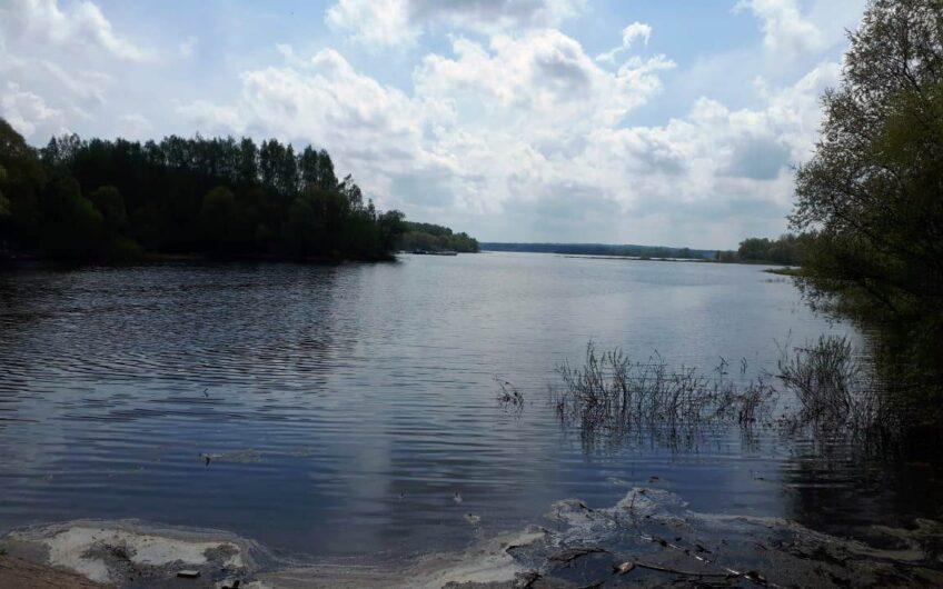 Дача 70 кв. м на берегу водохранилища.