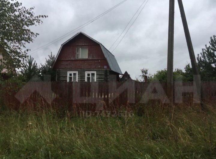 Дом на участке 12 сот в тупиковой деревне, 120 км от МКАД, запад