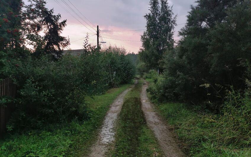 Дача рядом с ЖД станцией Шаликово, 80 км от МКАД.